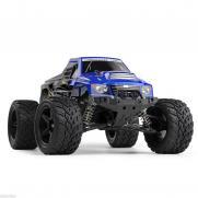 Радиоуправляемый джип WLtoys Monster Truck 2WD 1:12 (35 км/ч, 37 см)