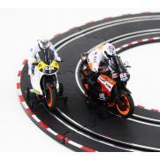 Автотрек гоночный 2,1 м 1:43 с мотоциклами