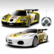 Радиоуправляемый конструктор - гоночные машинки Mclaren и Ferrari