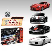 Радиоуправляемый конструктор -машины Mclaren, Ferrari, Aston Martin и Porsche - 2028-4F02B