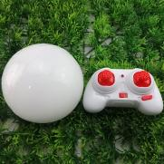 Радиоуправляемый шар Poke Ball влагозащита (езда по снегу и воде, 9 см, светится)