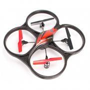 Квадрокоптер радиоуправляемый WLtoys V606 (40 см, подсветка, 3D-перевороты)