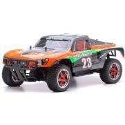 Радиоуправляемый джип с ДВС HSP 4WD Nitro Destrier Monster-Two Speed 1:10 - 94155 - 2.4G (46 см)