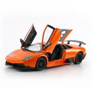 Машина радиоуправляемая Lamborghini Murcielago LP-670-4 SV 1:18 (металл, 20 см, аккум.)