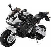 Детский электромобиль мотоцикл BMW S1000PR на аккумуляторе 12V (110 см)