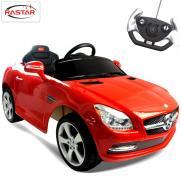 Радиоуправляемый детский электромобиль Rastar Mercedes SLK CLASS красный (110 см)