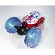 Радиоуправляемая машинка перевертыш Tornado Tumbler Car (свет, музыка, 20 см)