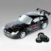 Мини-машинка для дрифта радиоуправляемая BMW Z4 GT (полный привод 4WD, 15 см)