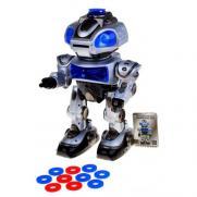 Говорящий робот ELECTRON (свет, звук, управление голосом, 37 см)