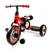 """Детский трехколесный велосипед 10"""" Rastar (красный, от 2-х лет, 70 см, лицензия BMW)"""