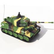 Радиоуправляемый танк мини ТИГР 1:72 (звук, свет, башня вращается, до 20 метров)