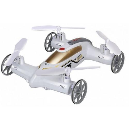 Радиоуправляемый квадрокоптер-автомобиль Flying Car (18 см)