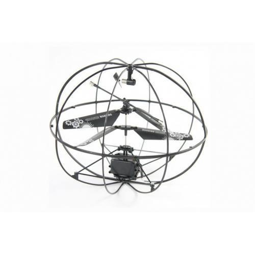 Летающий шар Robotic с камерой, трансляция видео (20 см)