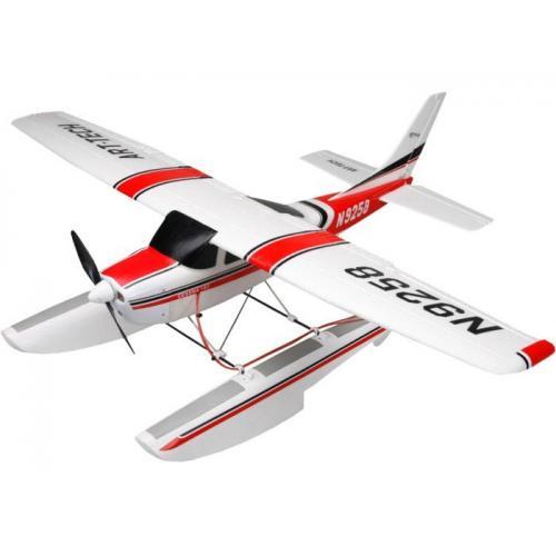 Радиоуправляемый самолет Art-tech Cessna 182 400 Class с лыжами 2.4G - 2101T