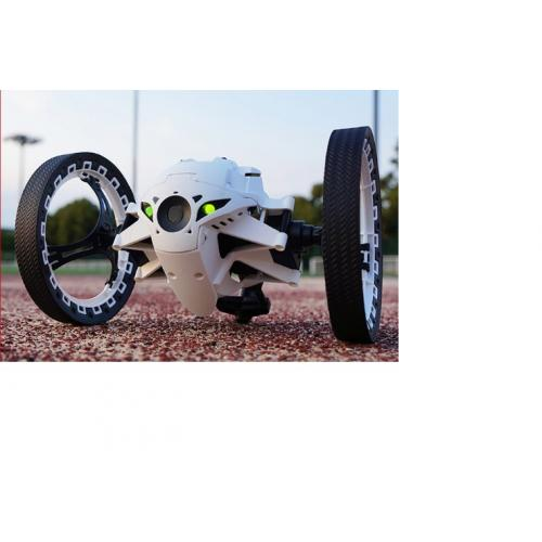 Радиоуправляемый робот дрон Stunt Bounce Car (20 см, прыгает)