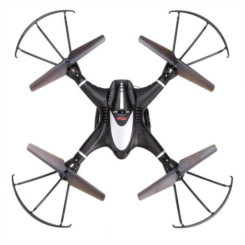 Квадрокоптер с камерой MJX X401H FPV (трансляция видео на телефон, 31 см)