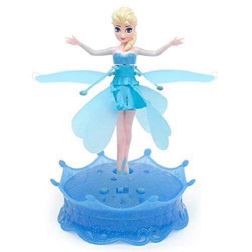 Летающая фея Frozen Elsa Flying Fairy (23 см, сенсорные датчики)