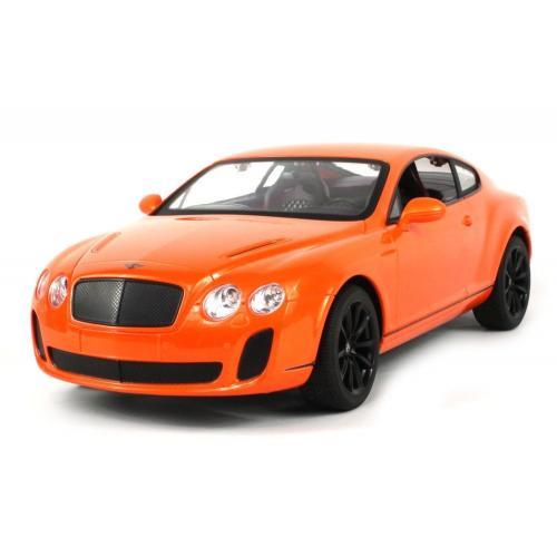 Радиоуправляемая машина Бентли/Bentley GT Supersport 1:14 (свет, 34 см, до 30 м, аккум.)