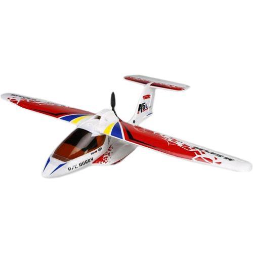 Радиоуправляемый гидросамолет Art-Tech A5 Seaplane EPO 2.4G - 21421 (LI-PO, размах 109 см)