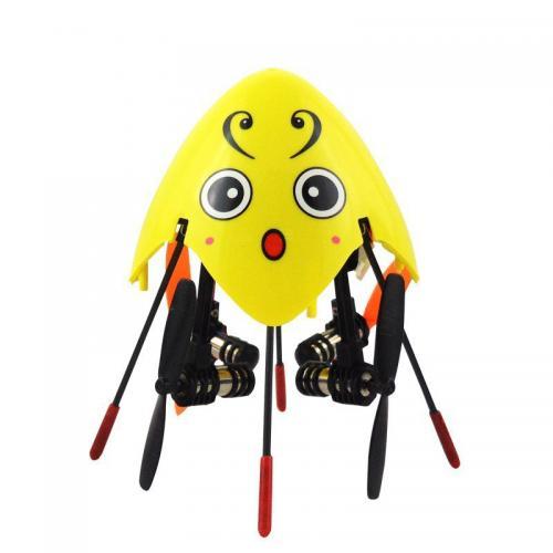 Радиоуправляемый квадрокоптер-яйцо 3D Stunt Flying Egg (12 см, до 50 м)
