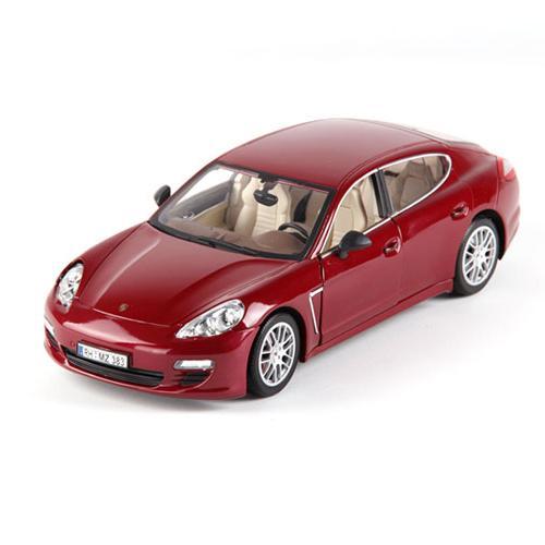 Машинка радиоуправляемая Porsche Panamera 1:18 (металлич., 28 см, аккум.)