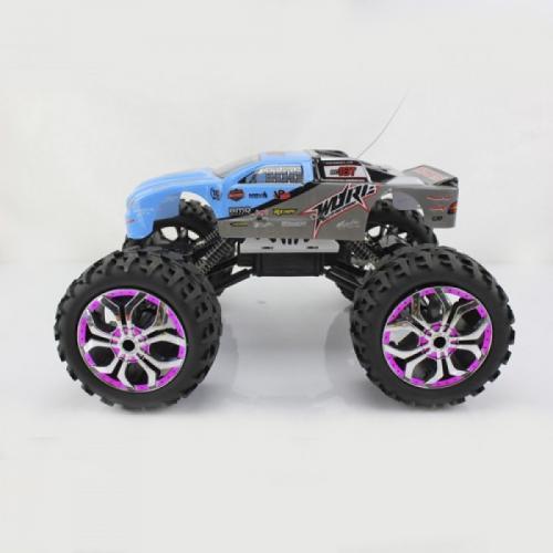 Радиоуправляемый внедорожник 1:10 БИГФУТ (4WD, аккум., 40 см, огромные колёса)