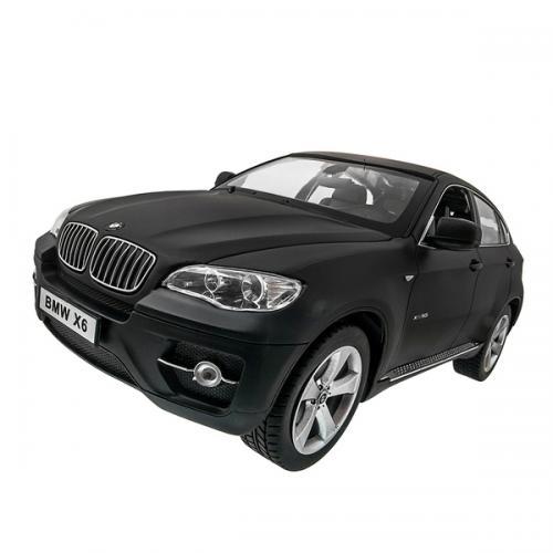 Машина радиоуправляемая BMW X6 1:14 (15 км/ч, свет, 35 см, аккум., лицензия)