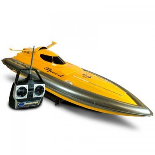 Радиоуправляемый катер DOUBLE HORSE Flying Fish масштаб 1:16 (97 см, 2 мотора)