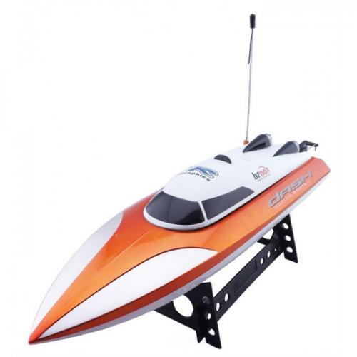 Радиоуправляемый катер Double Horse K-Marine 2 - 7010 (30 км/ч, 46 см, задний ход)