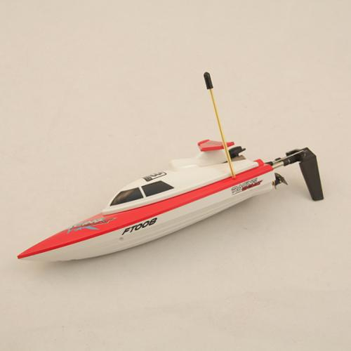 Катер радиоуправляемый High Speed Boat FT008 (15 км/ч, до 30 м, 28 см)