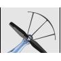 Квадрокоптер радиоуправляемый с камерой и барометром Syma X5HC (33 см, до 50 м)