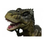 Робот динозавр на радиоуправлении с паром