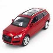 Радиоуправляемая машина Audi / Ауди Q7 1:14 (36 см, свет, аккумулятор)
