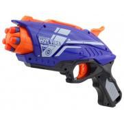"""Пистолет """"BlazeStorm"""" с мягкими пулями - 7063"""