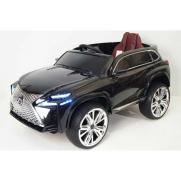 Детский электромобиль Lexus черный (113 см, до 50 м)