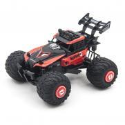 Радиоуправляемая трагги CraZon Red Ghost / Sprint 2WD 1:28 (сменные колеса и корпус)
