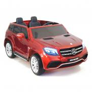 Детский электромобиль Mercedes Benz GLS63 LUXURY 4x4 12V 2.4G - Red