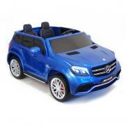 Детский электромобиль Mercedes Benz GLS63 LUXURY 4x4 12V 2.4G - Blue