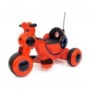 Детский мотоцикл на аккумуляторе HL300 Red 6V