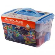 Магнитный 3D конструктор MagPlayer