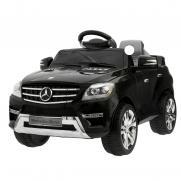 Детский электромобиль Mercedes ML350 Black 2WD 2.4G