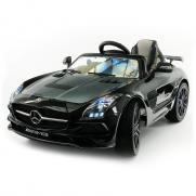 Детский электромобиль Mercedes-Benz SLS AMG Carbon Edition 12V 2.4G