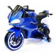 Детский электромобиль - мотоцикл Ducati Blue