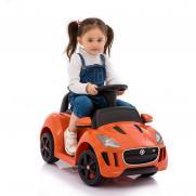 Детский электромобиль-каталка Dongma Jaguar 6V 2.4G оранжевый