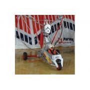 Параплан радиоуправляемый с парашютом