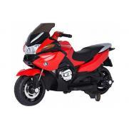 Электромотоцикл, цвет красный Harleybella