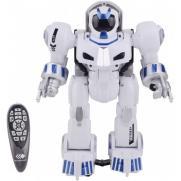 Радиоуправляемый складывающийся робот с трансформацией