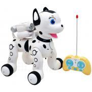 Радиоуправляемая Собачка долматинец, белый