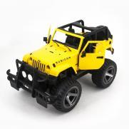 Радиоуправляемый джип DE Jeep Wrangler (33 см, свет)