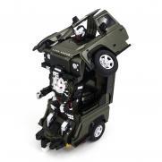 Трансформер машина LandRover на радиоуправлении (29 см)